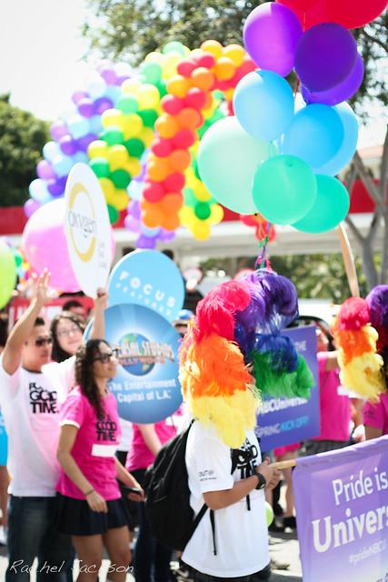 LA Pride 2012 West Hollywood