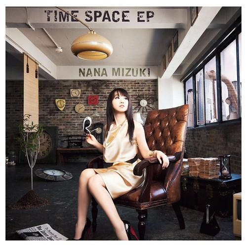 120612(3) – 歌手「水樹奈々」以單曲《TIME SPACE EP》成為『擁有史上最多張ORICON首週前十名單曲』之聲優、打破「林原めぐみ」閣下紀錄!