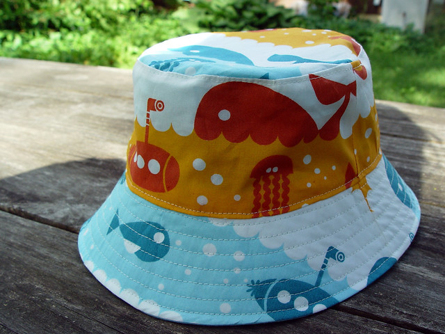Fishy Hat, view 2
