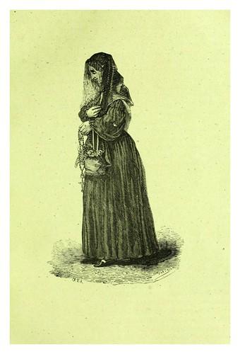 020-La santurrona-Los españoles pintados por si mismos-Tomo I-1843- Editado por Ignacio Boix