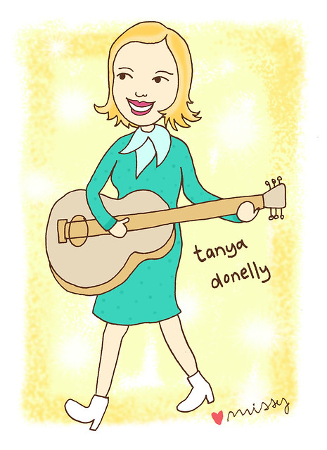 Tunesday Tuesday - Tanya Donelly