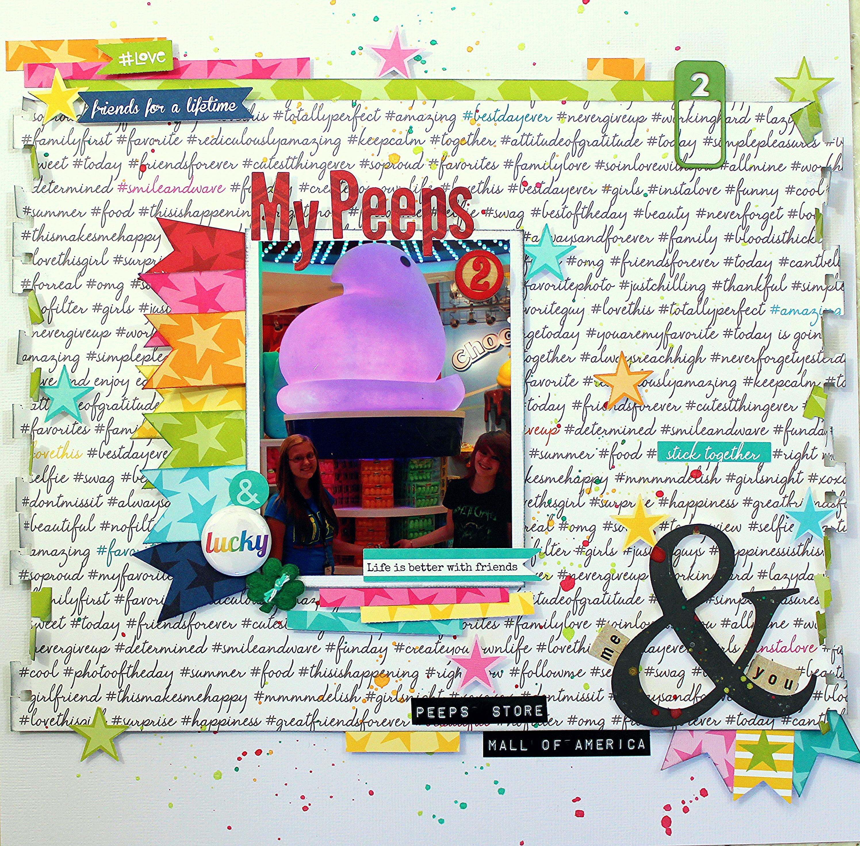My Peeps Cassie Box