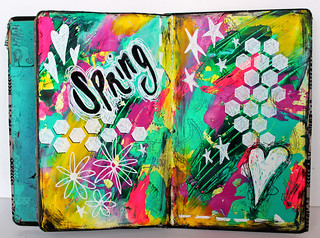 stephanie paige art journal ~54