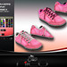 N1CO Unisex Pink Sneakers+ HUD by N1CO - Noreia Owen