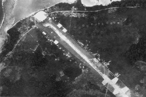 Gasmata Airdrome 1942