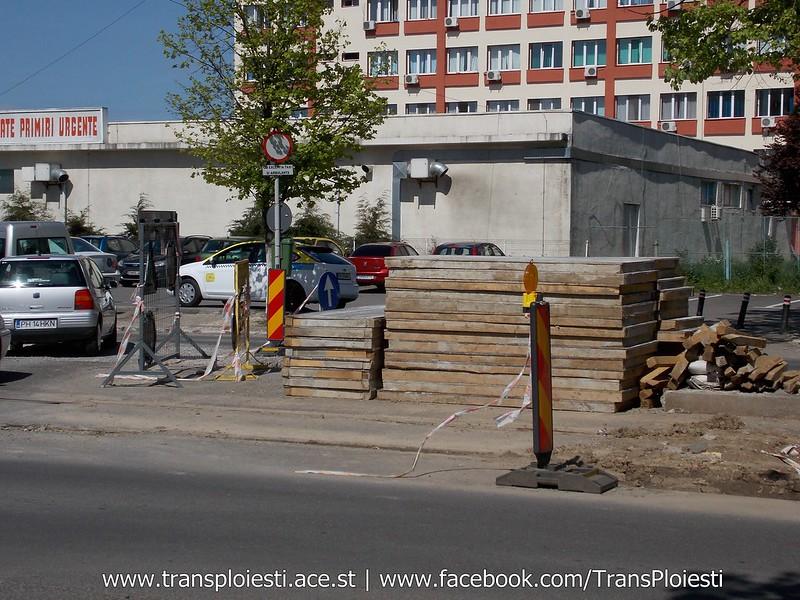 Traseul 102, etapa I: Bucla Nord ( Sp. Județean ) - Intersecție Republicii - Pagina 2 14009553236_1a1bd02dd4_c