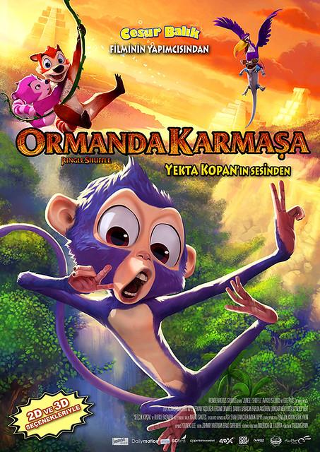 Ormanda Karmaşa - Jungle Shuffle (2014)