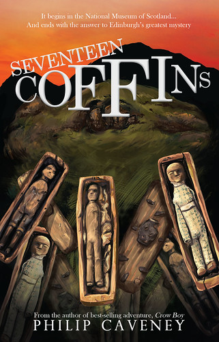 Philip Caveney, Seventeen Coffins