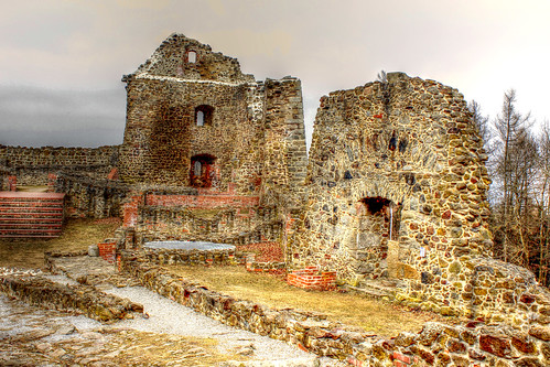 Burgruine - Castle Ruins