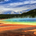Grand Prismatic Spring of Yellowstone National Park by Cole Chase Photography