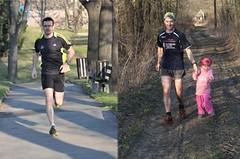 Dva běžci pro jeden maraton mají nakročeno k rychlým maratonským časům