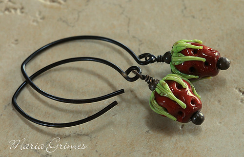 Sweet Berries Earrings