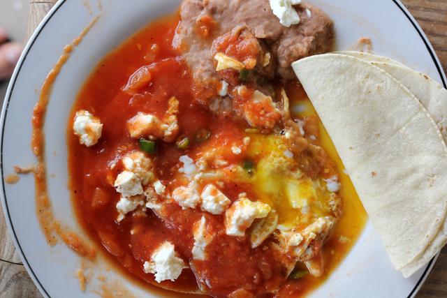 Huevos Rancheros - Heartwarming Mexican Breakfast!