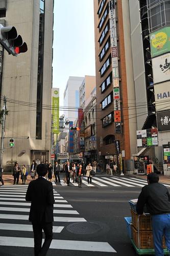 After Japan trip 2011 - day 2. Tokyo - Shinjuku.