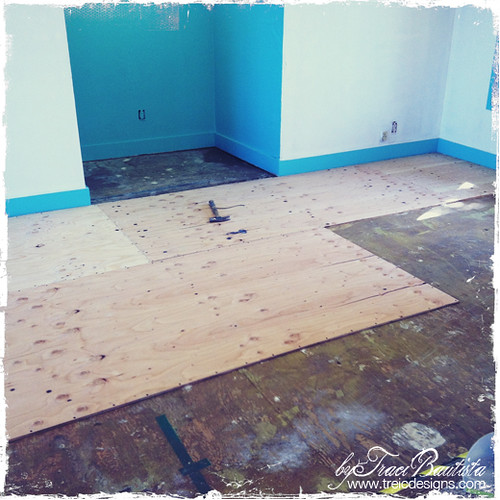 treiC designs studio 323-7_11 - plywood floor in progress
