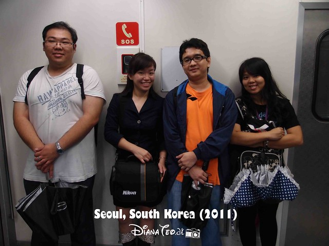 Seoul Subway 02