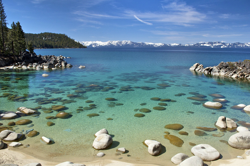 Secret Harbor Cove, East Shore, Lake Tahoe, Nv  Nice To