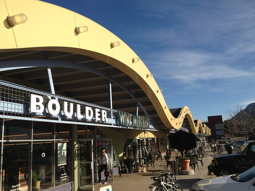 Boulder Wine Merchant, killer architecture