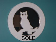 sold owl mirror