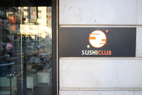 100 Palabras. 85.- Sushi by uveñe