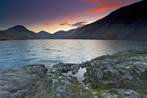 Wastwater Sunrise