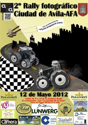 II Rally Fotográfico Ciudad de Ávila-AFA