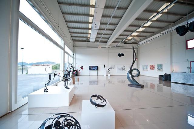 B12 The Gallery, Ibiza event location
