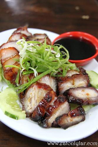Char Siew, Restoran Famous Seremban Favourites
