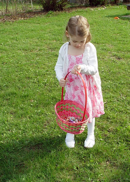 flower girl dress for easter