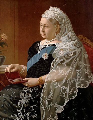 Queen Victoria / La reine Victoria