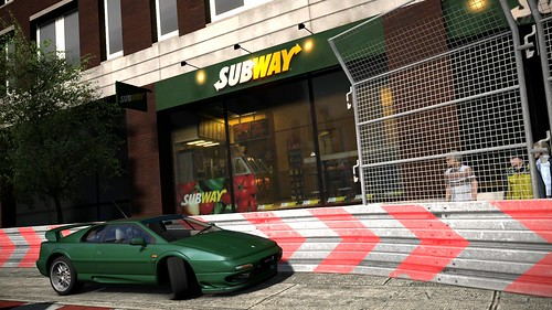 Gran Turismo 5 - Maniaco's Gallery - Lotus Esprit V8 - 04/23 7096323827_936da1634c
