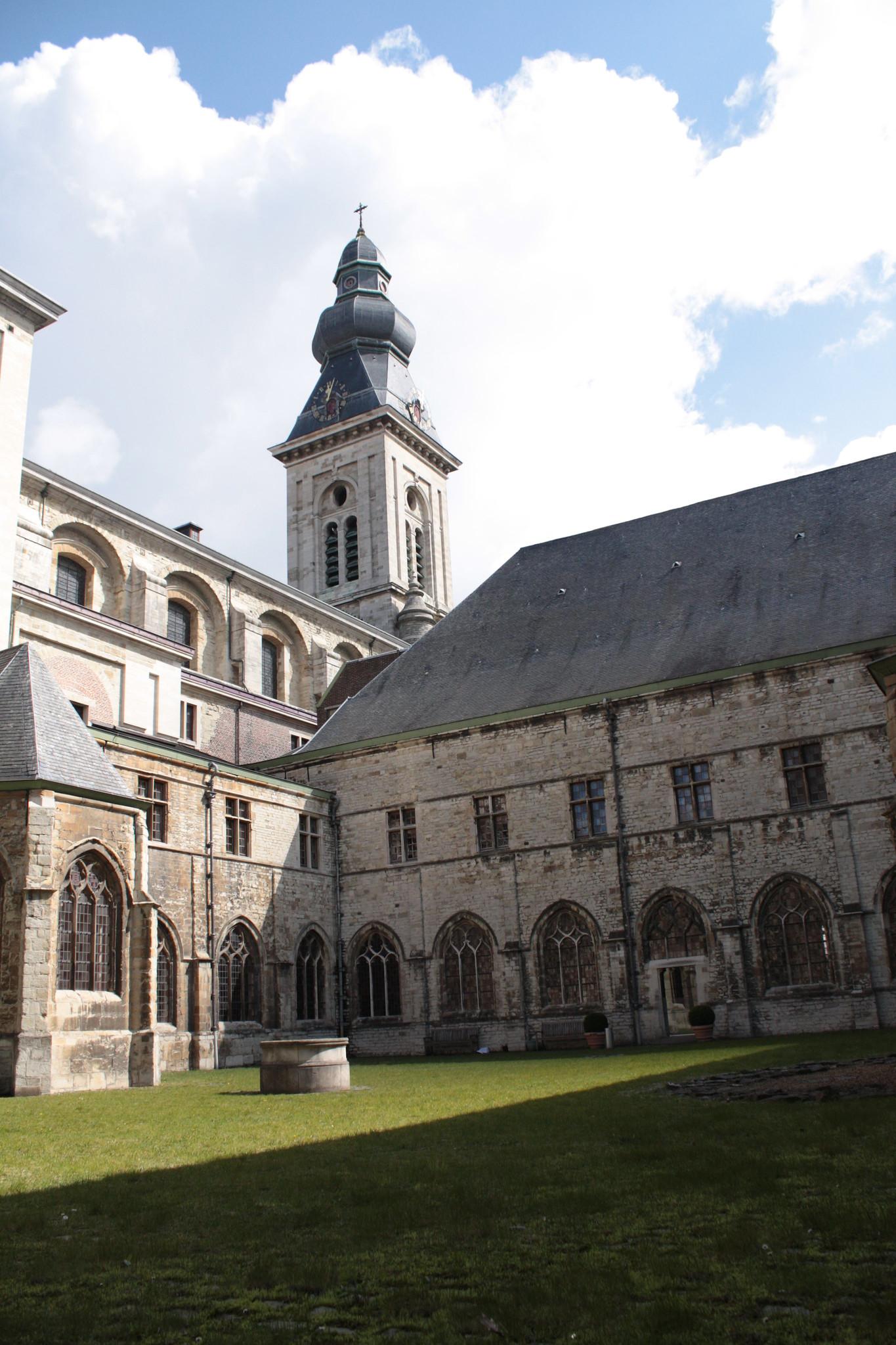 Gent Sint Pietersabdij Sint Pietersabdij