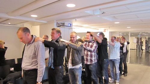 Reduce Stress | UP Meeting | Stockholm | 5-2012