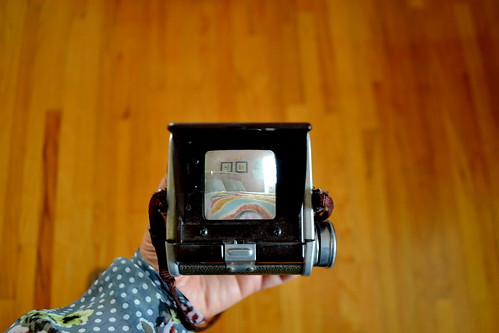 Kodak Duaflex IV Camera