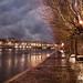 Paris, France - Rainy Day @Ile de la Cité