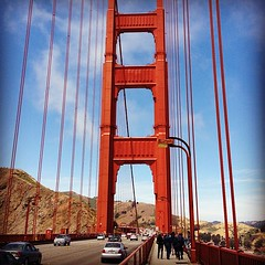 Always a little disappointed when I cross the GGB and there aren't apes swinging on the supports