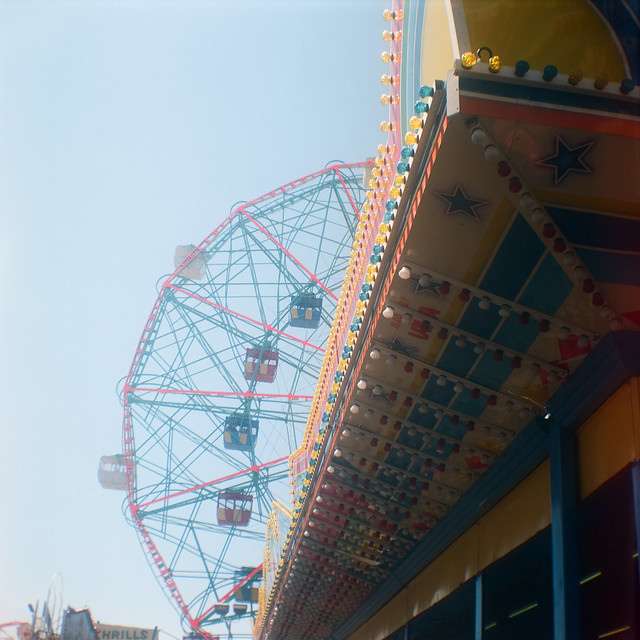 goodbye, my coney island baby