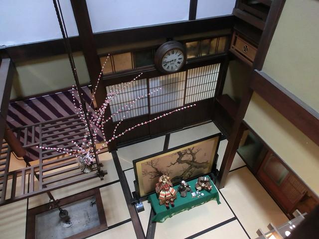飛騨高山 料亭旅館「八ツ三館」