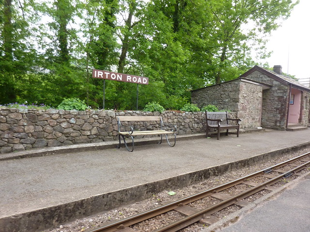 Irton Road Railway Station