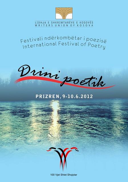POSTERI - Drini Poetik - 100 cope