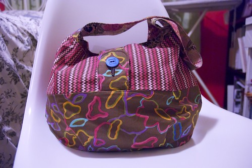 Split Personality Bag - Side 1