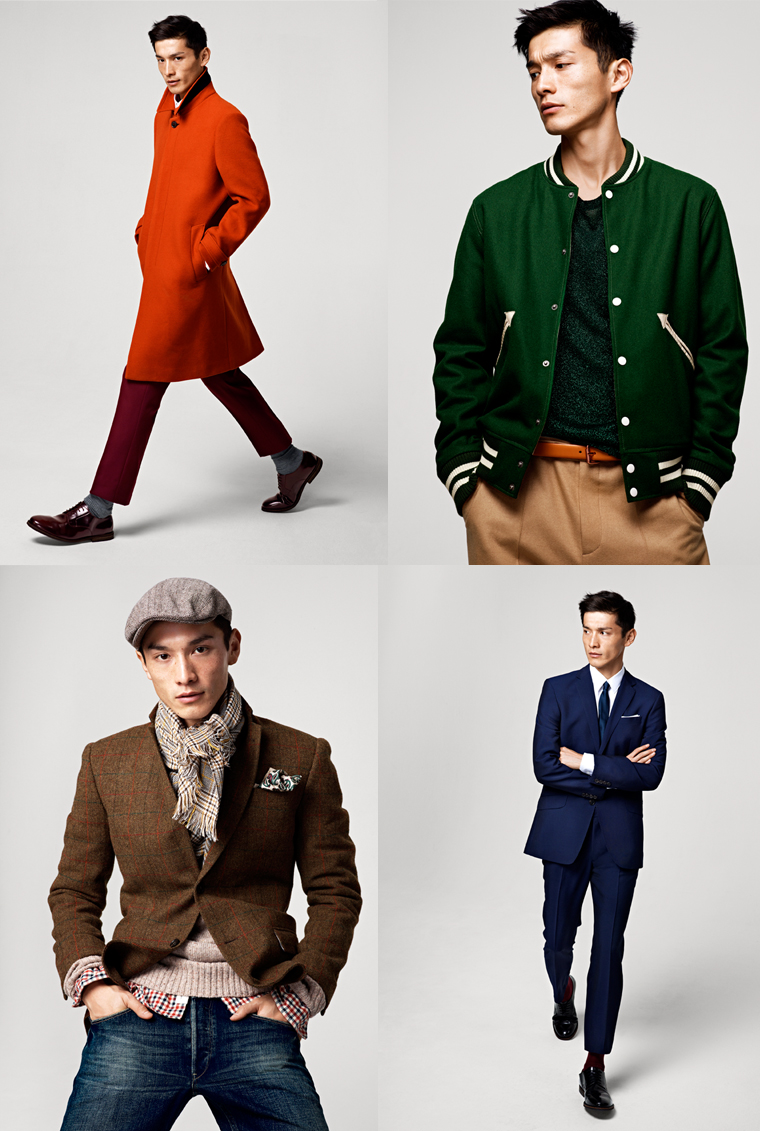 H&M Fall 2012