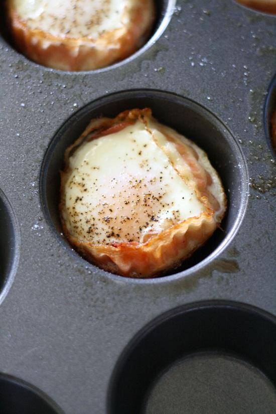 Parmesan Egg Cups 5