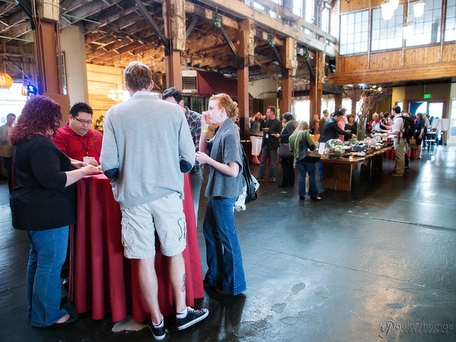 Closing Reception at SODO Park