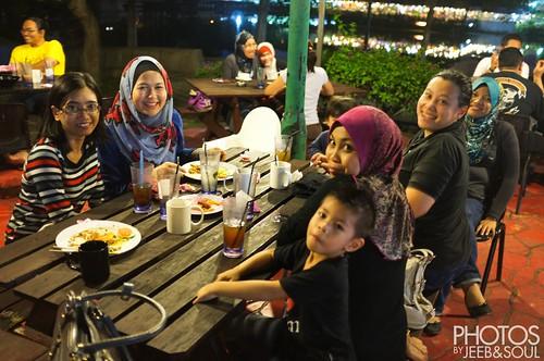 Dinner @ Kedai Kopi, Shah Alam
