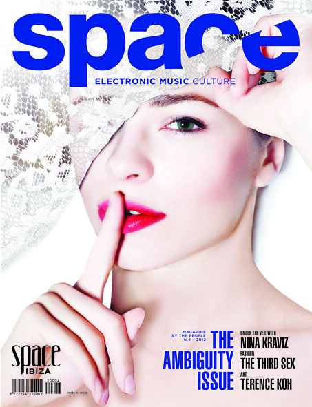 Space Magazine Interview, Carl Cox