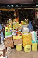 Rwanda - Markets