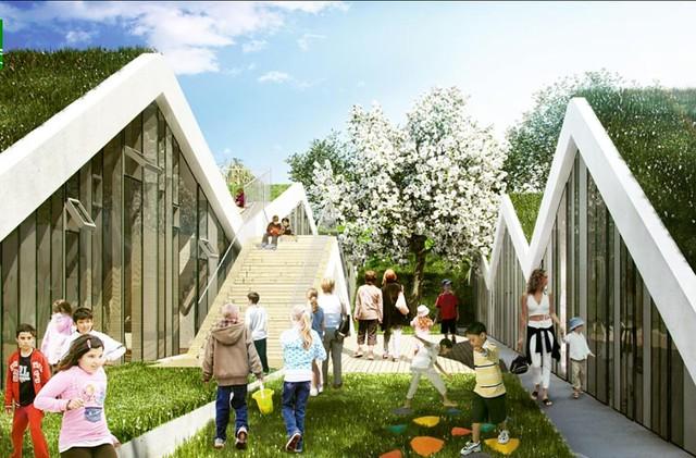 School-GreenRoof-BjarkeIngelsGroup