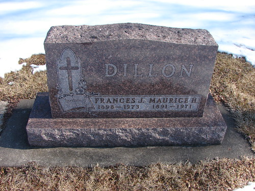 grave belmondiowa saintfranciscemetery