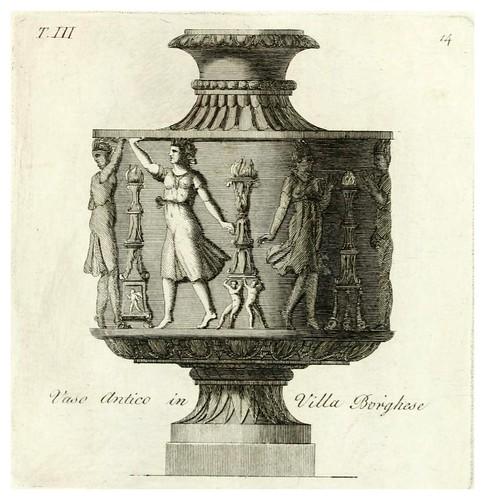 012-Manuale di varj ornamenti componenti la serie de' vasj antichi…Vol 3-1740-Carlo Antonini